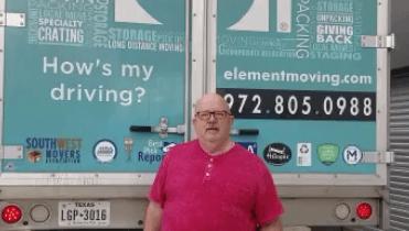 McKinney TX to San Antonio TX MOVE by Element Moving