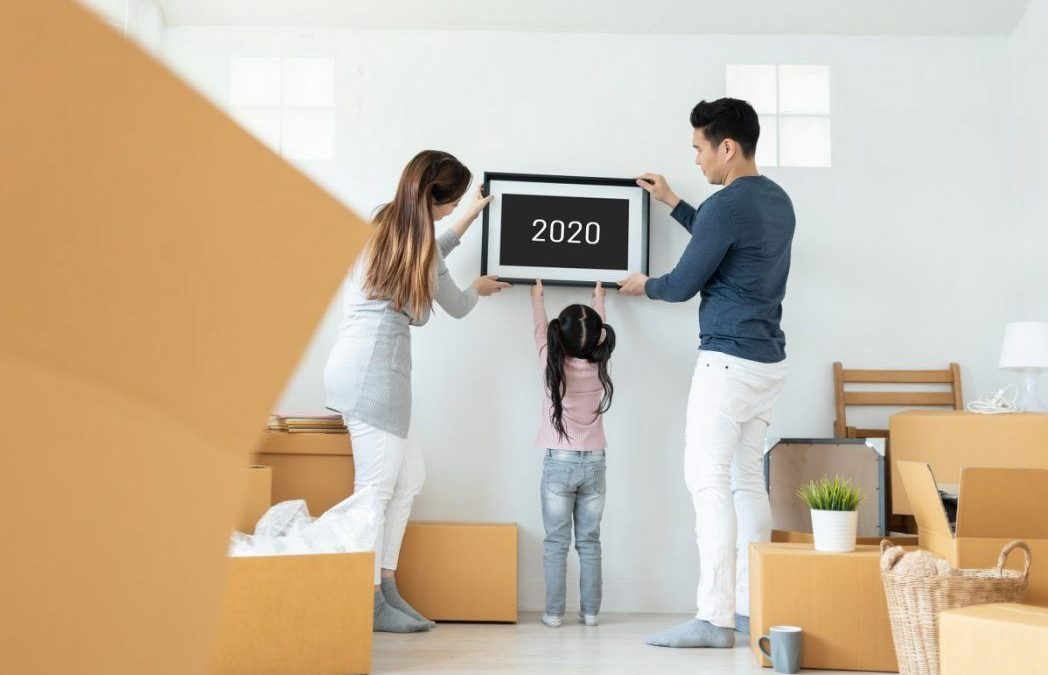 5 Resolutions to Make Your 2020 Move Less Stressful