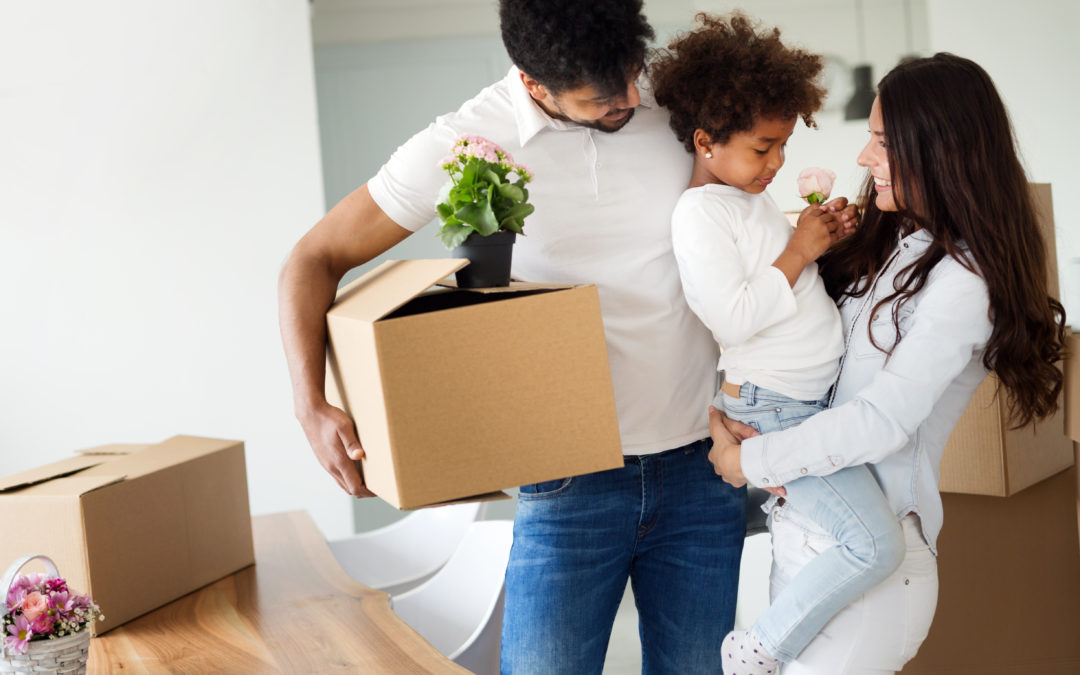 5 Mistakes People Make on Moving Day