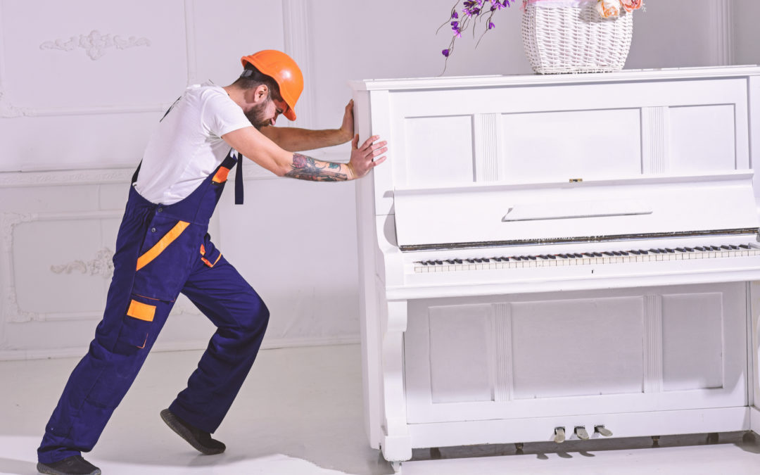 Top Reasons to Hire Professional Piano Movers