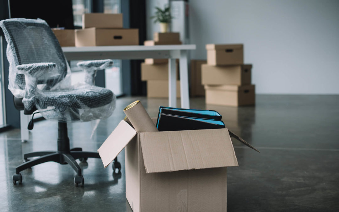 Top Items to Consider Before Your Office Move